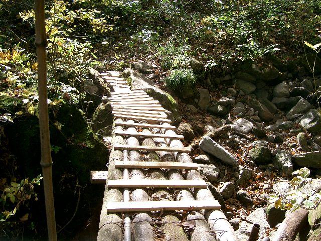 登山道補修 13