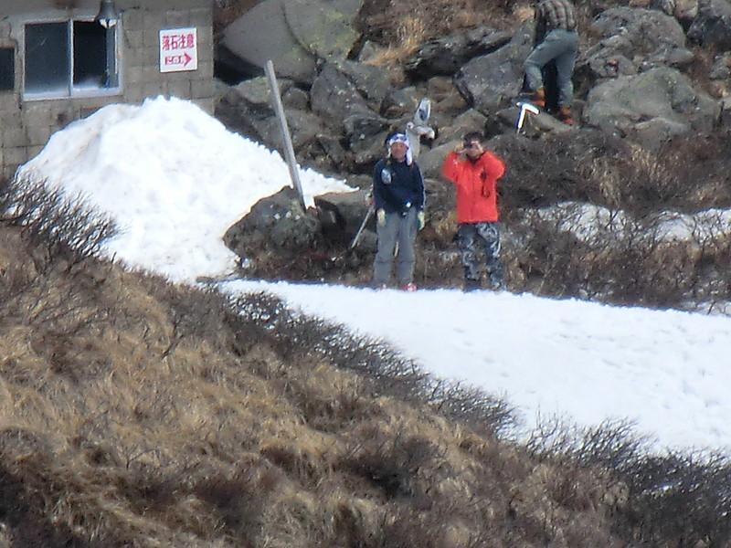 2011年岩木山春スキー 1