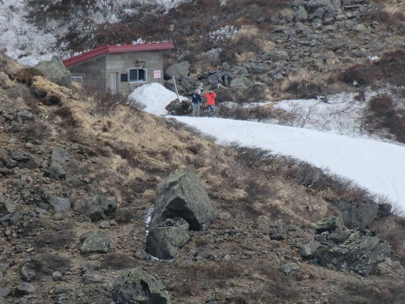 2011年岩木山春スキー 2
