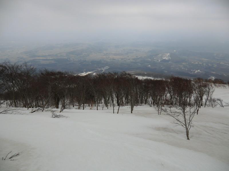 2011年岩木山春スキー 12