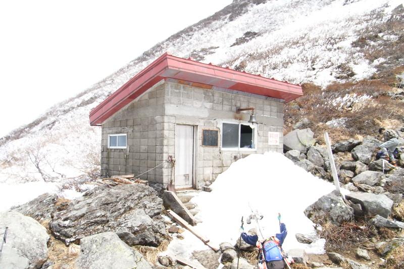 2011年岩木山春スキー 34
