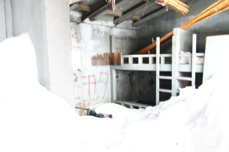 2011年岩木山春スキー 39