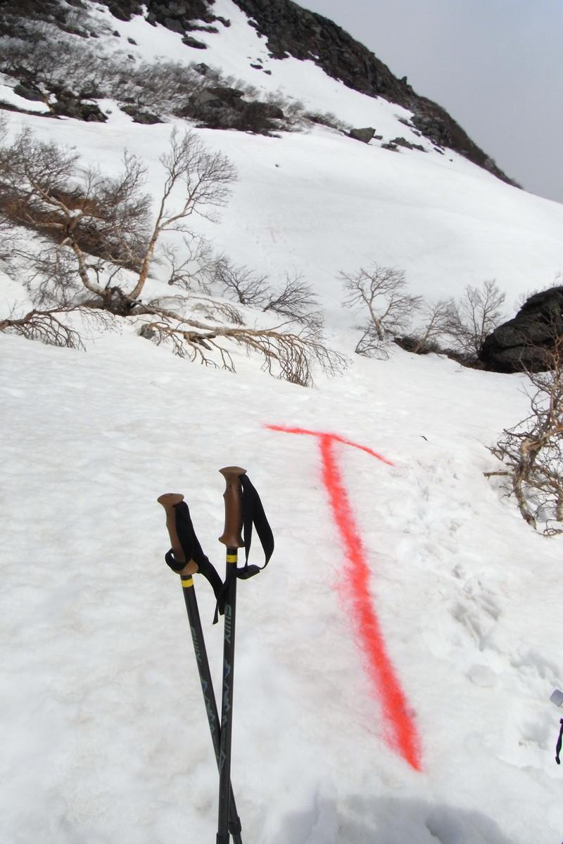 2011年岩木山春スキー 42
