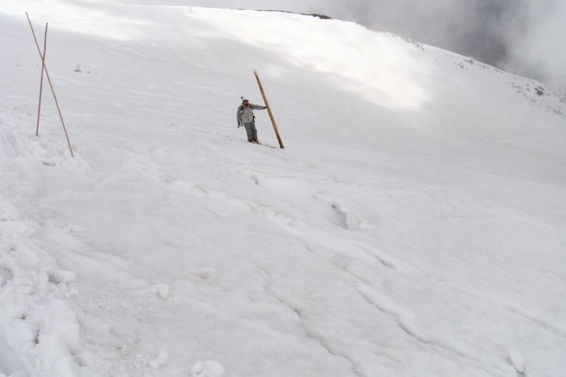 2011年岩木山春スキー 43
