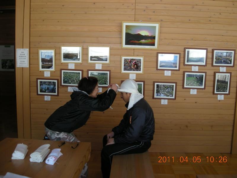 2011年岩木山春スキー 50