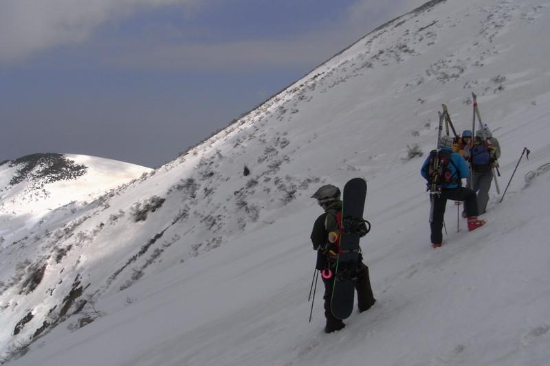 2011年岩木山春スキー 94