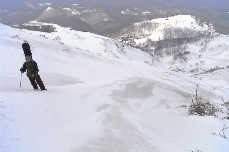 2011年岩木山春スキー 98