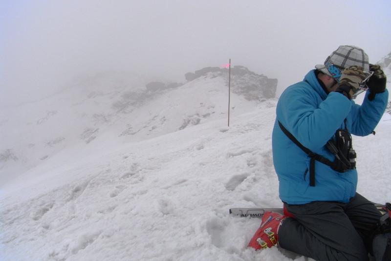 2011年岩木山春スキー 100