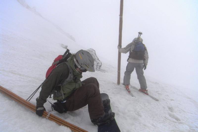 2011年岩木山春スキー 101