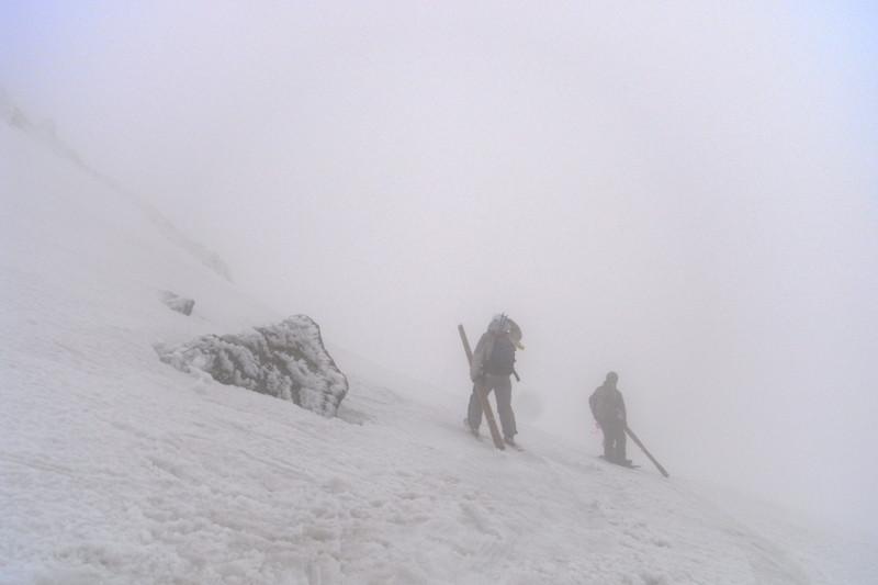 2011年岩木山春スキー 102