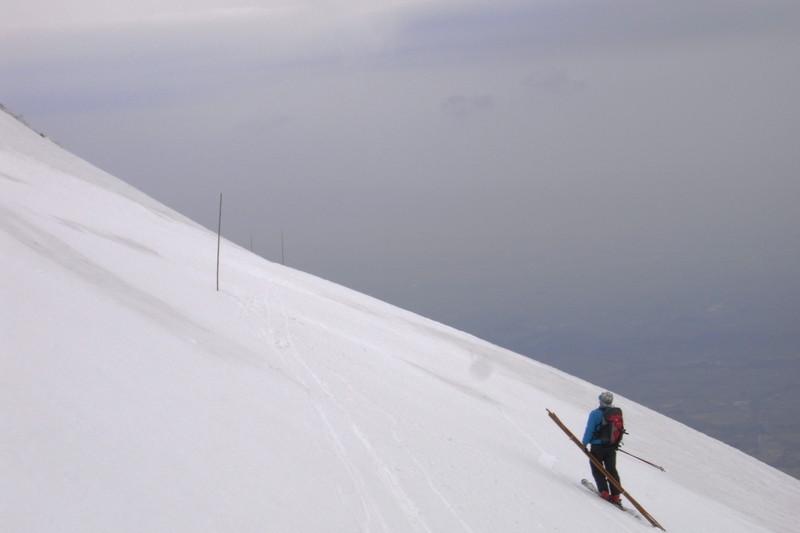 2011年岩木山春スキー 105