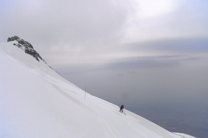 2011年岩木山春スキー 107