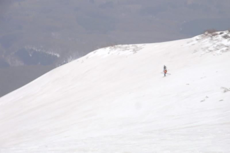 2011年岩木山春スキー 111