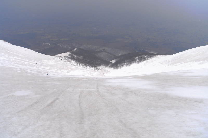 2011年岩木山春スキー 112