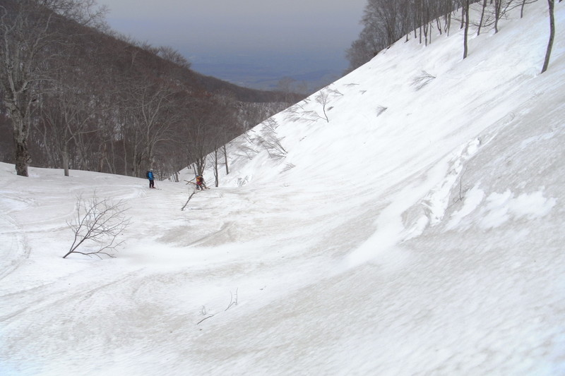 2011年岩木山春スキー 117