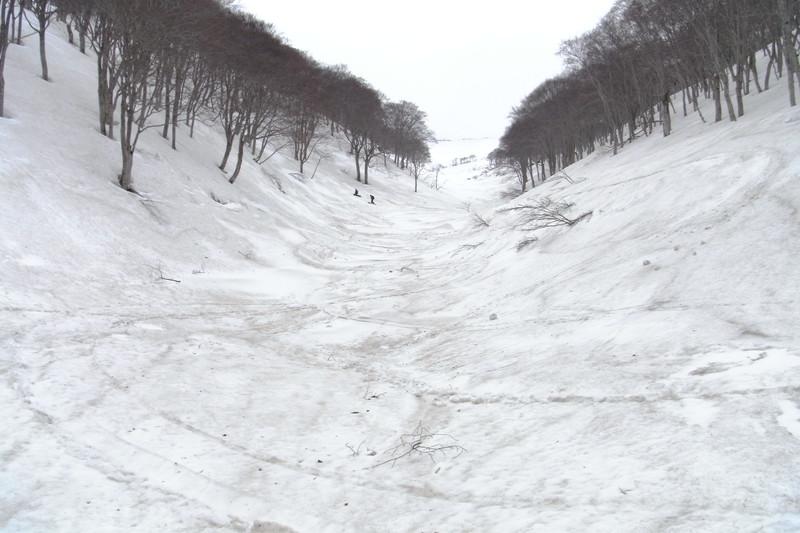 2011年岩木山春スキー 118