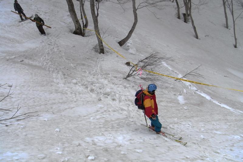 2011年岩木山春スキー 122