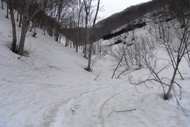 2011年岩木山春スキー 129