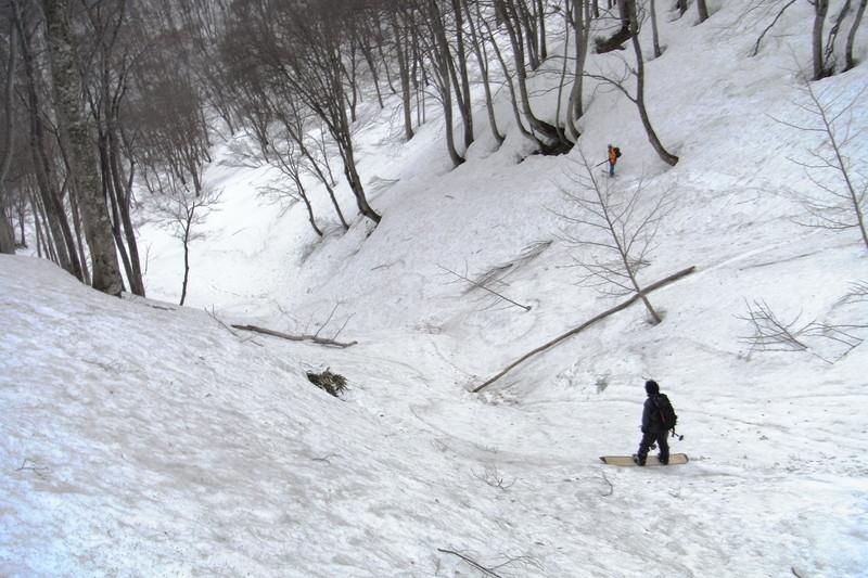 2011年岩木山春スキー 132