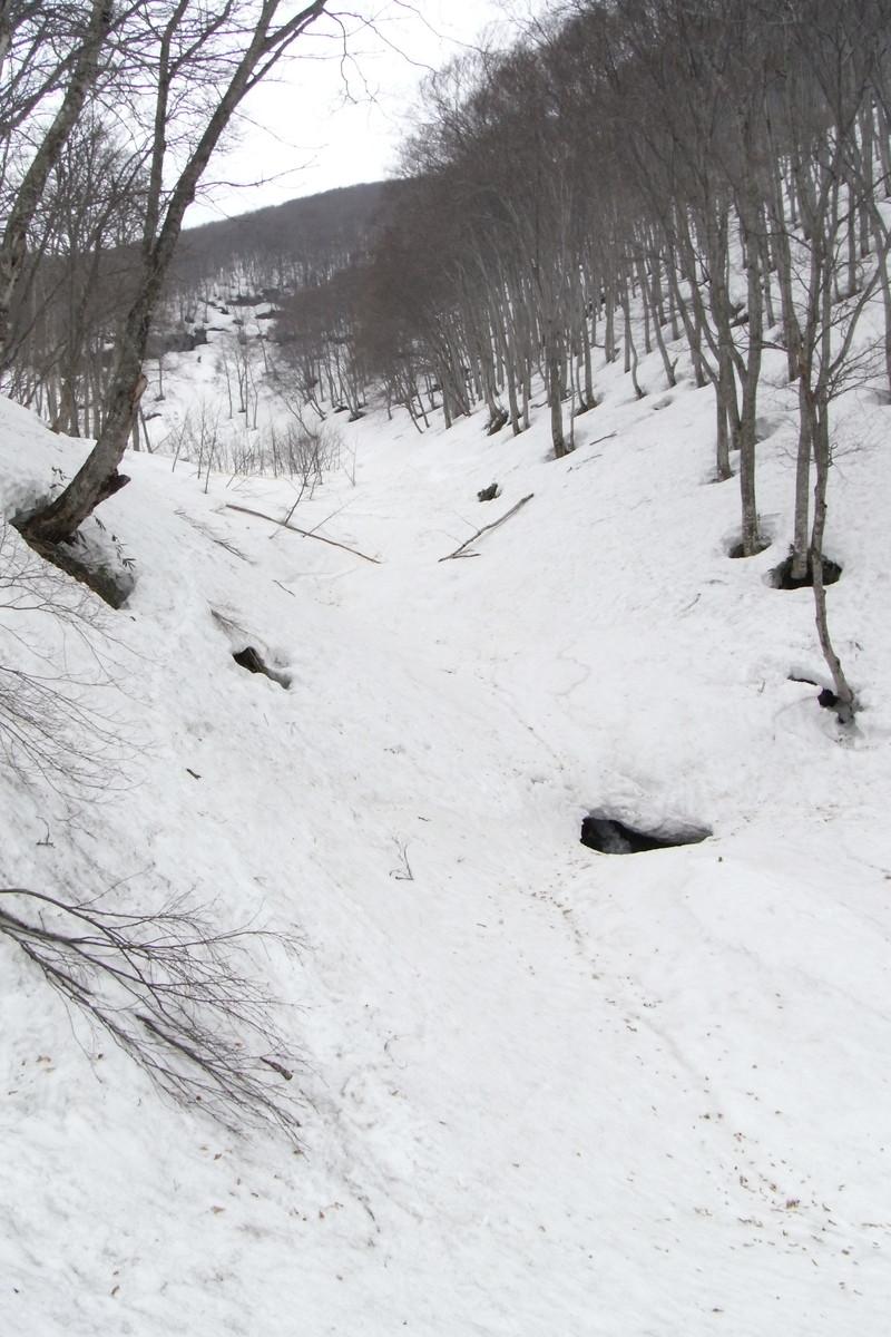 2011年岩木山春スキー 135