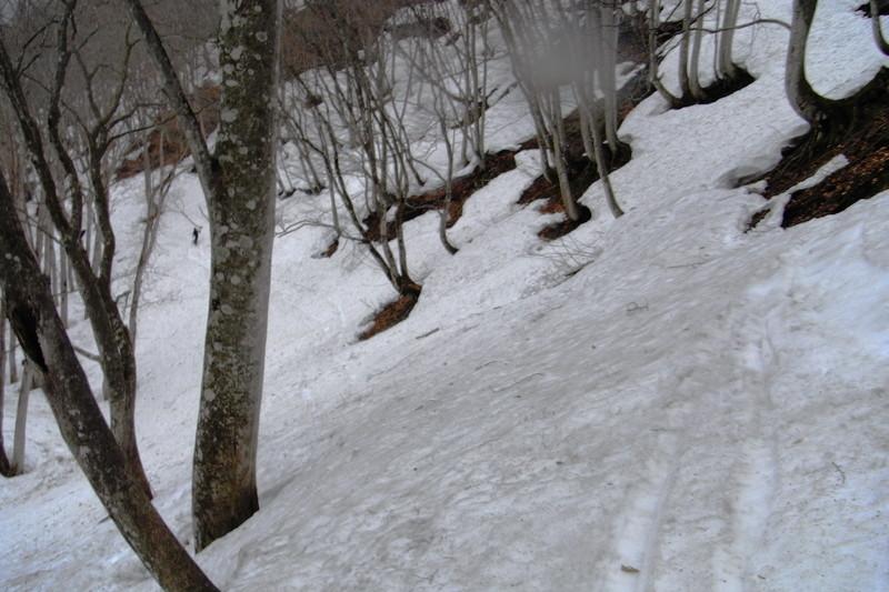 2011年岩木山春スキー 142