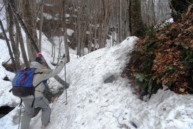 2011年岩木山春スキー 144