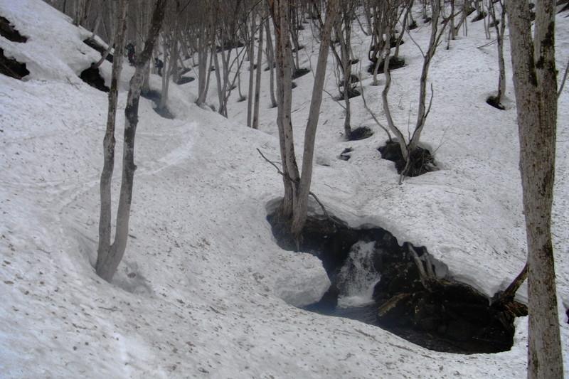2011年岩木山春スキー 145