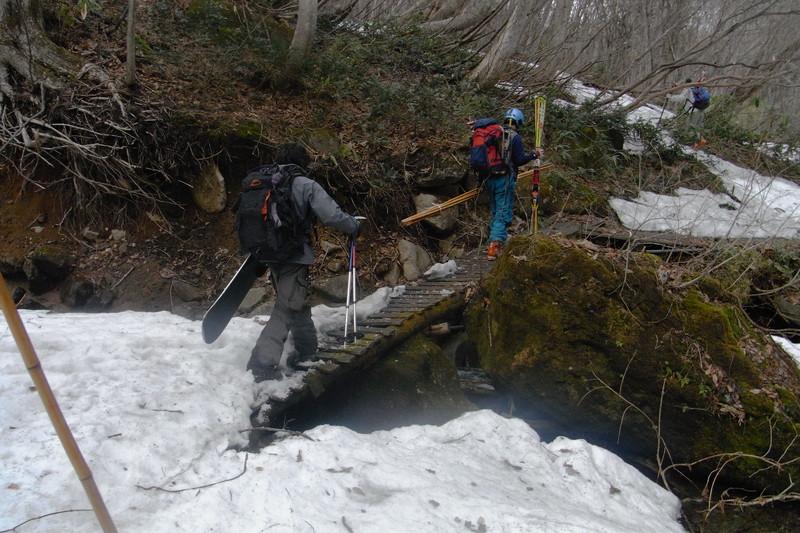 2011年岩木山春スキー 151