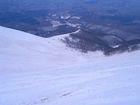 岩木山春スキー 10