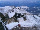 岩木山春スキー 12