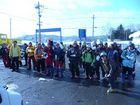 2009 雪崩遭難救助訓練 2