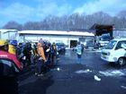 2009 雪崩遭難救助訓練 4