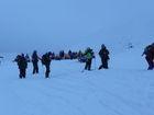 2009 雪崩遭難救助訓練 9