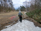 2011年岩木山春スキー 4