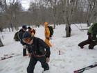 2011年岩木山春スキー 10