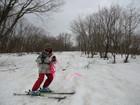 2011年岩木山春スキー 14