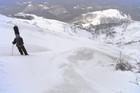2011年岩木山春スキー 24