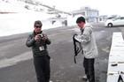 2011年岩木山春スキー 31