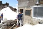 2011年岩木山春スキー 35