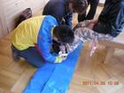 2011年岩木山春スキー 51