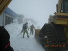 2011年岩木山春スキー 54