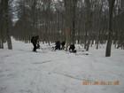 2011年岩木山春スキー 62