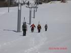 2011年岩木山春スキー 72