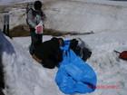 2011年岩木山春スキー 74