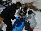 2011年岩木山春スキー 75