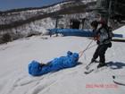2011年岩木山春スキー 76