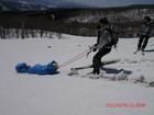 2011年岩木山春スキー 77