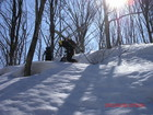 2011年岩木山春スキー 79