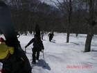 2011年岩木山春スキー 91