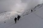2011年岩木山春スキー 92